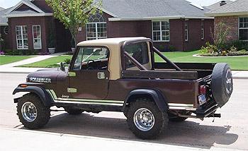 Jeep Scrambler Pics - www.jeep-scrambler.com